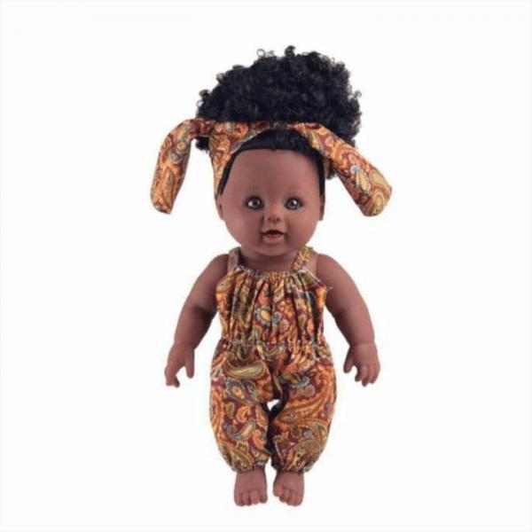 Beautiful African American Baby Dolls Nkechi