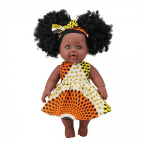 Beautiful African American Doll Baby
