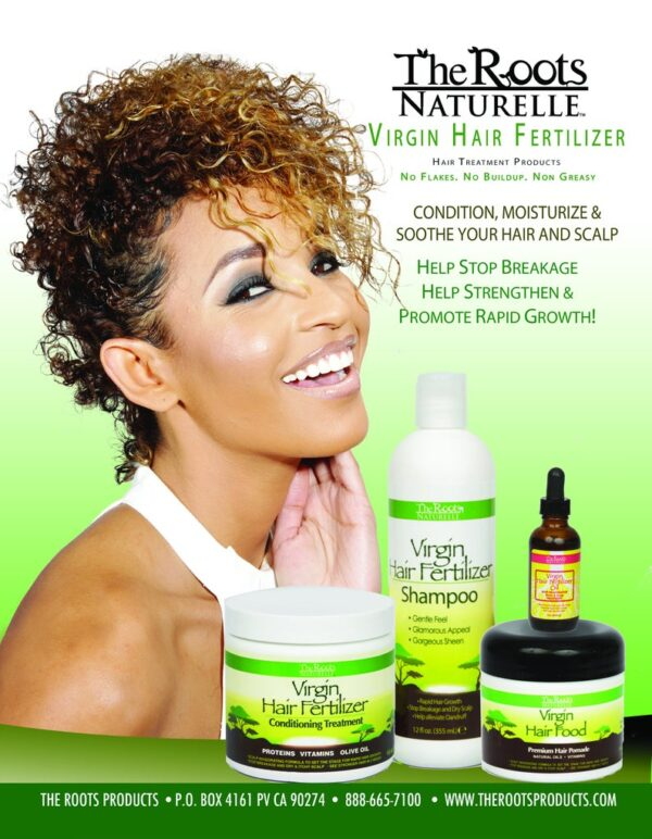 Virgin Hair Fertilizer for Hair Growth