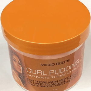 Mixed Roots Curl Hair Pudding