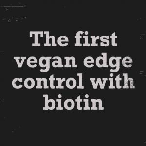 Vegan Edge Controller with Biotin.